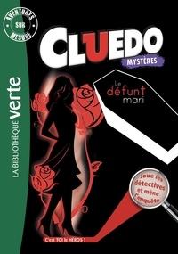 Michel Leydier - Aventures sur mesure - Cluedo Tome 7 : Le défunt mari.