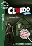 Michel Leydier - Cluedo  : Monsieur Olive.