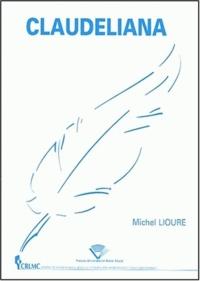 Michel Lioure - Claudeliana.