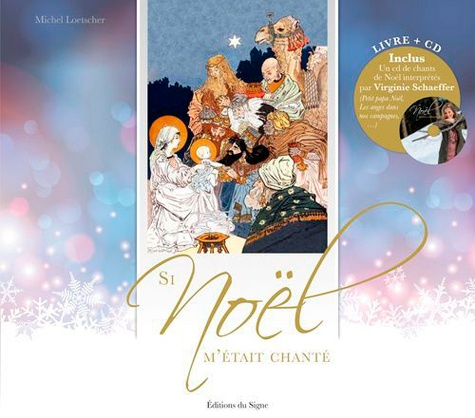 Michel Loetscher - Si Noël m'était chanté. 1 CD audio