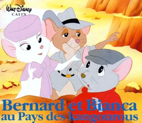 Michel Loiseaux et  Lefevre - BERNARD ET BIANCA AU PAYS DES KANGOUROUS.