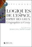 Michel Lussault et Jacques Lévy - .