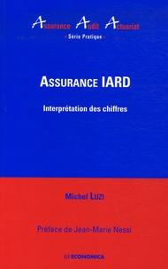Michel Luzzi - Assurance IARD - Interprétation des chiffres.