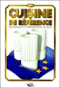 La Cuisine De Reference Techniques Et De Michel Maincent Livre