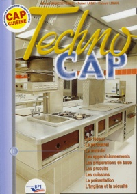 Michel Maincent-Morel et Robert Labat - Techno CAP cuisine.