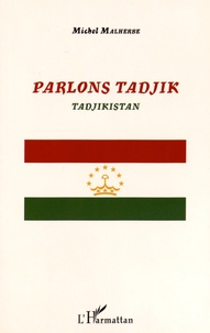 Deedr.fr Parlons tadjik - Tadjikistan Image