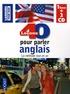 Michel Marcheteau et Jean-Pierre Berman - 40 leçons pour parler anglais. 2 CD audio