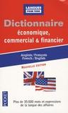 Michel Marcheteau - Dictionnaire de l'anglais économique, commercial et financier.