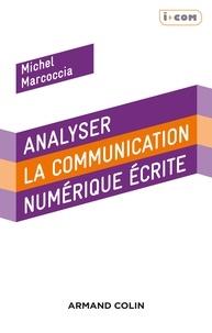 Michel Marcoccia - Analyser la communication numérique écrite.