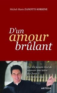 D'un amour brûlant - Michel-Marie Zanotti-Sorkine pdf epub