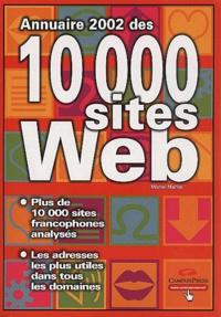 Deedr.fr Annuaire 2002 des 10 000 sites Web Image