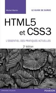 Michel Martin - HTML 5 & CSS 3.