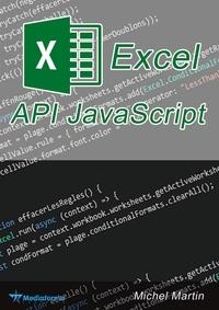 Michel Martin - L'API JavaScript pour Excel.