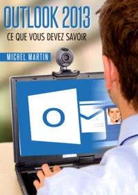 Michel Martin - Outlook 2013.