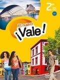 Michel Martínez et Laurence Piquemal - Espagnol 2e Bac Pro El nuevo Vale !.