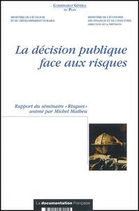 Rhonealpesinfo.fr La décision publique face aux risques Image