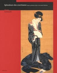 Michel Maucuer et Donald Jenkins - Splendeurs des courtisanes - Japon, peintures ukiyo-e du musée Idemitsu.