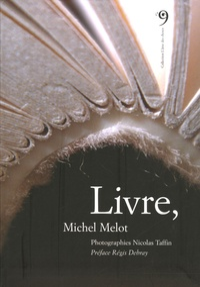 Michel Melot - Livre.