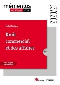 Michel Menjucq - Droit commercial et des affaires.