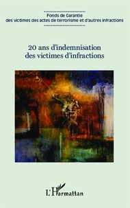 Satt2018.fr 20 ans d'indemnisation des victimes d'infractions Image