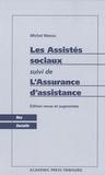 Michel Messu - Les assistés sociaux - Suivi de L'Assurance d'assistance.