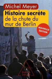 Michel Meyer - Histoire secrète de la chute du mur de Berlin.