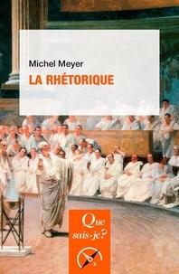 Michel Meyer - La rhétorique.