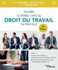 Michel Miné - Le grand livre du droit du travail en pratique.
