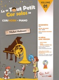 "Michel Molinaro - Le tout petit ""cor solos"" - Volume 01. 1 CD audio"