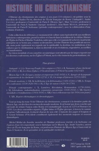 Histoire du christianisme. Tome 6, Un temps d'épreuve (1274-1449)