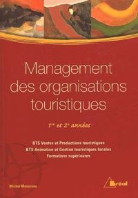 Deedr.fr Management des organisations touristiques 1ère et 2ème années BTS VPT-AGTL et formations supérieures Image