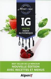 Michel Montignac - Régime index glycémique.