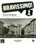 Michel Morel et Evelina Bologna-Tollemer - Bravissimo! 1 - Quaderno degli esercizi.