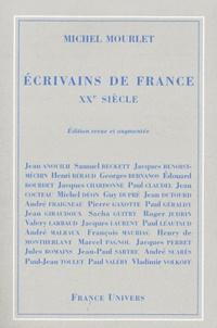 Michel Mourlet - Ecrivains de France - XXe siècle.