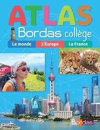 Michel Mouton-Barrère et Eric Monfort - Atlas Bordas collège.
