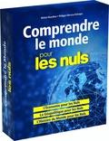 Michel Musolino et Philippe Moreau Defarges - Comprendre le monde pour les nuls - L'histoire du monde pour les nuls ; La géopolitique pour les nuls : L'économie pour les nuls.