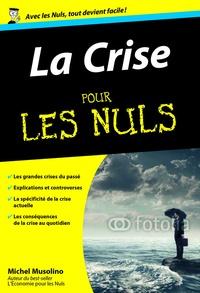 Michel Musolino - La crise pour les Nuls.