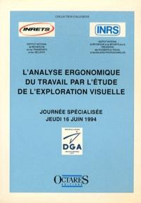 Histoiresdenlire.be L'Analyse ergonomique du travail par l'étude de l'exploration visuelle Image