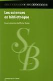 Michel Netzer - Les sciences en bibliothèque.