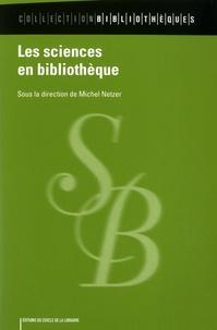 Deedr.fr Les sciences en bibliothèque Image