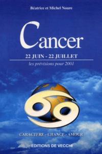 Deedr.fr Cancer. 22 juin-22 juillet, Les prévisions pour 2001 Image