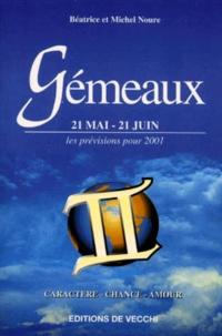 Gémeaux. 21 mai-21 juin, Les prévisions pour 2001.pdf
