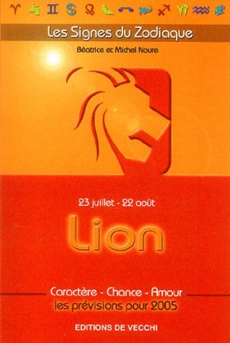 Michel Noure et Béatrice Noure - Lion.