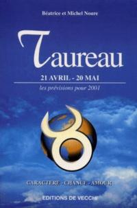 Taureau. 21 avril-20 mai, Les prévisions pour 2001.pdf