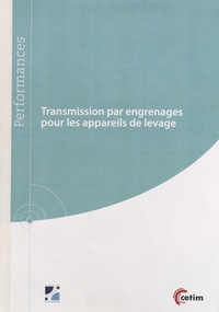 Transmission par engrenages pour les appareils de levage.pdf