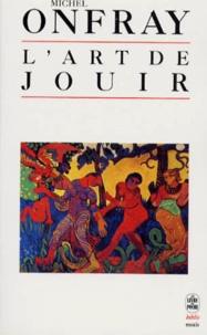 Checkpointfrance.fr L'art de jouir - Pour un matérialisme hédoniste Image