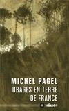 Michel Pagel - Orages en terre de France.