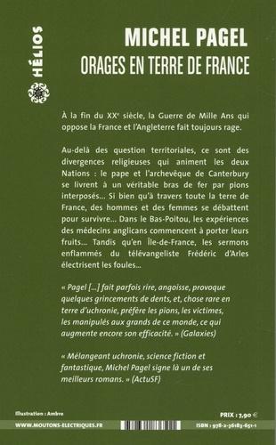 Orages en terre de France