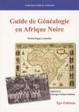 Michel Pagop Leumalieu - Guide de généalogie en Afrique noire.