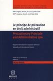 Michel Pâques et Benoît Jadot - Le principe de précaution en droit administratif.